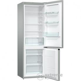 Gorenje RK 611PS4 Inox Kombinált Hűtőszekrény