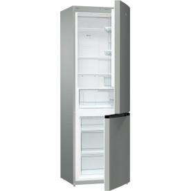 Gorenje NRK 611PS4 Inox, Kombinált Hűtőszekrény