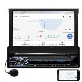 SAL VB X800i autórádió és multimédia lejátszó